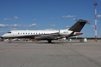 N92FX - Private Bombardier BD-700 Global Express
