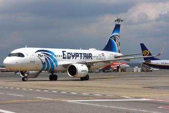 SU-GFK - Egyptair Airbus A320 NEO