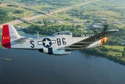 NL431MG - Private North American P-51D Mustang aircraft