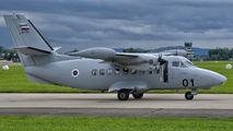 L4-01 - Slovenia - Air Force LET L-410UVP-E Turbolet aircraft