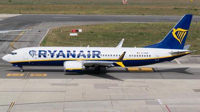 EI-HGR - Ryanair Boeing 737-8-200 MAX