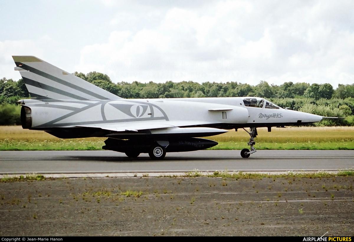 Switzerland - Air Force R-2116 aircraft at Florennes