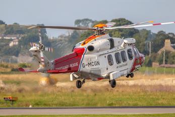 G-MCGN - UK - Coastguard Agusta Westland AW189