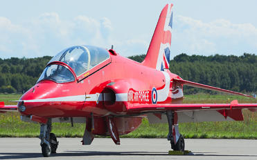 "XX188 - Royal Air Force ""Red Arrows"" British Aerospace Hawk T.1/ 1A"
