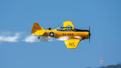 HB-RTA - Private North American Harvard/Texan (AT-6, 16, SNJ series)