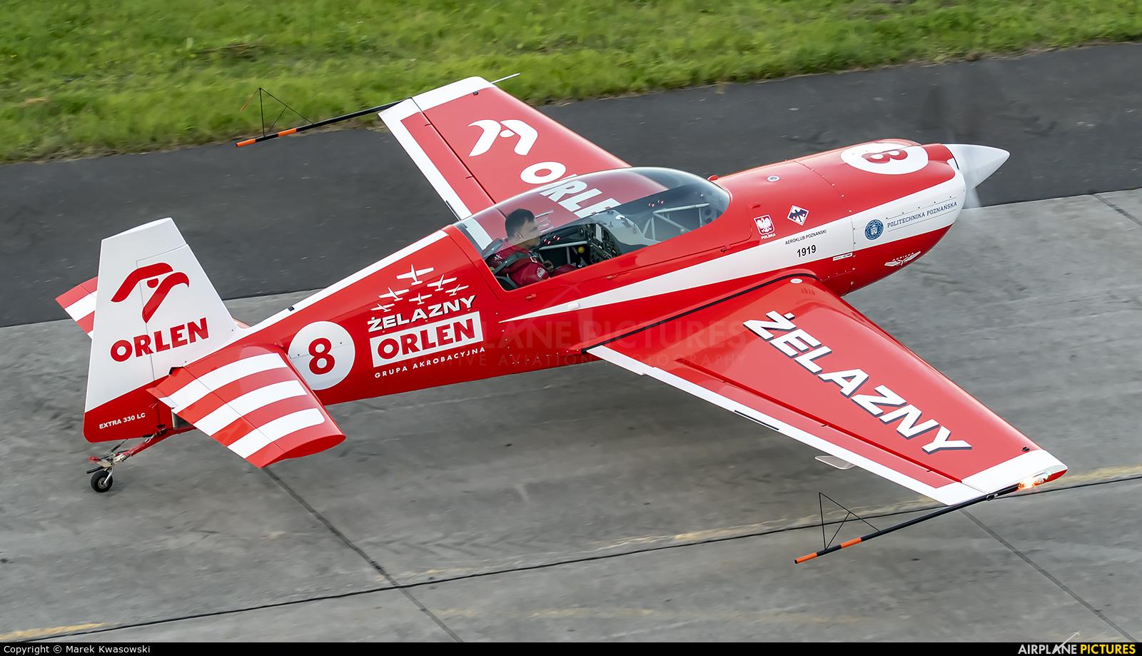Grupa Akrobacyjna Żelazny - Acrobatic Group SP-AUP aircraft at Gdynia- Babie Doły (Oksywie)