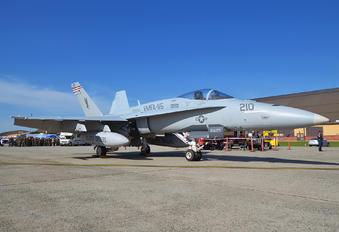 163132 - USA - Marine Corps McDonnell Douglas F/A-18A Hornet