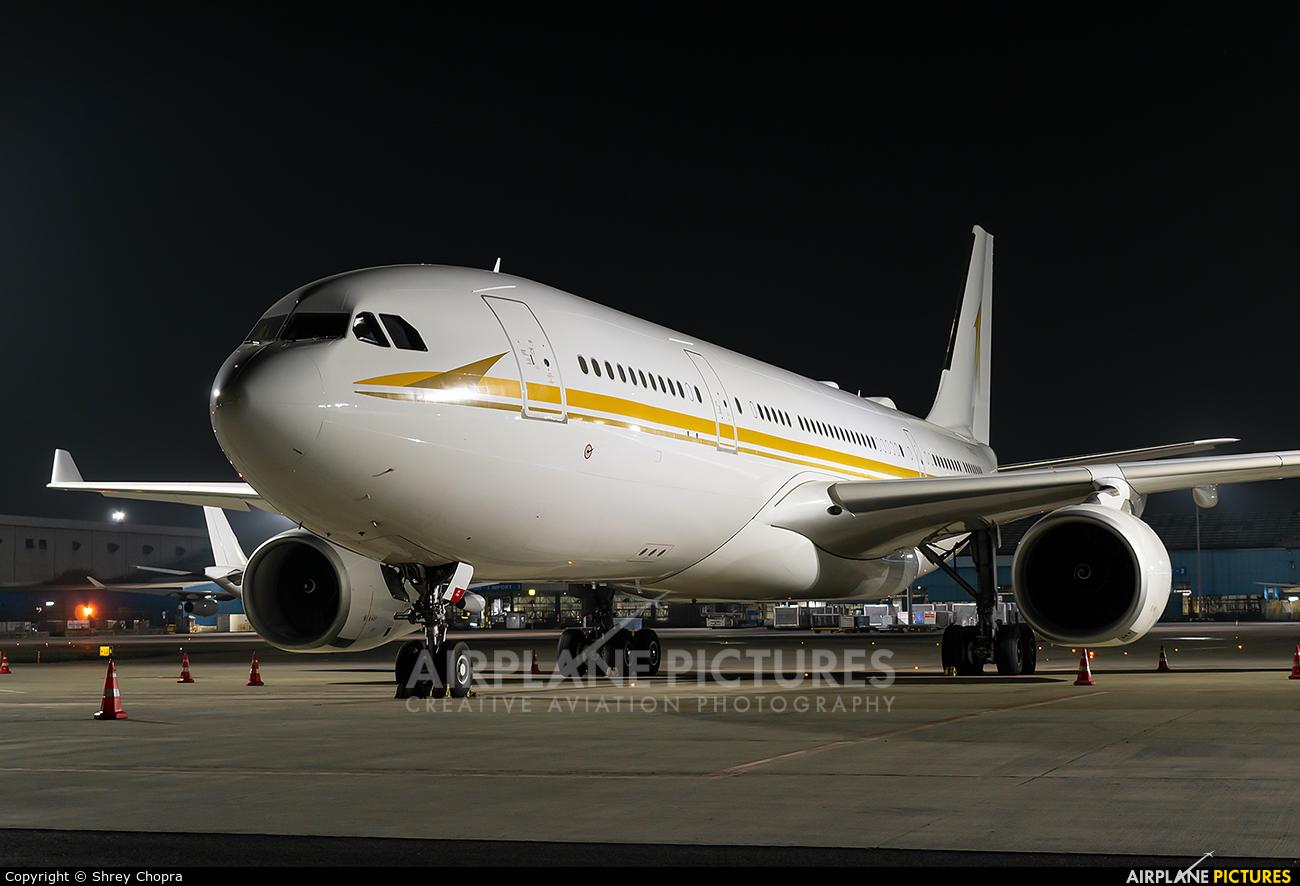 Sky Prime Aviation Services HZ-SKY2 aircraft at Delhi - Indira Gandhi Intl