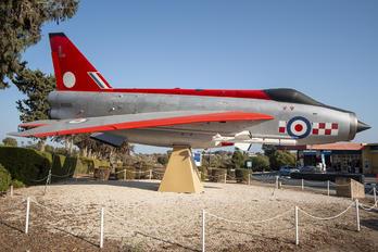 XS929 - Royal Air Force English Electric Lightning F.6