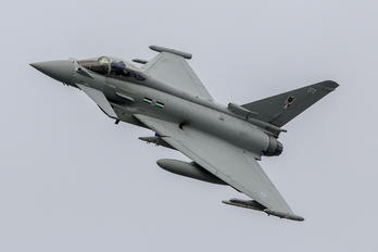 ZK372 - Royal Air Force Eurofighter Typhoon FGR.4