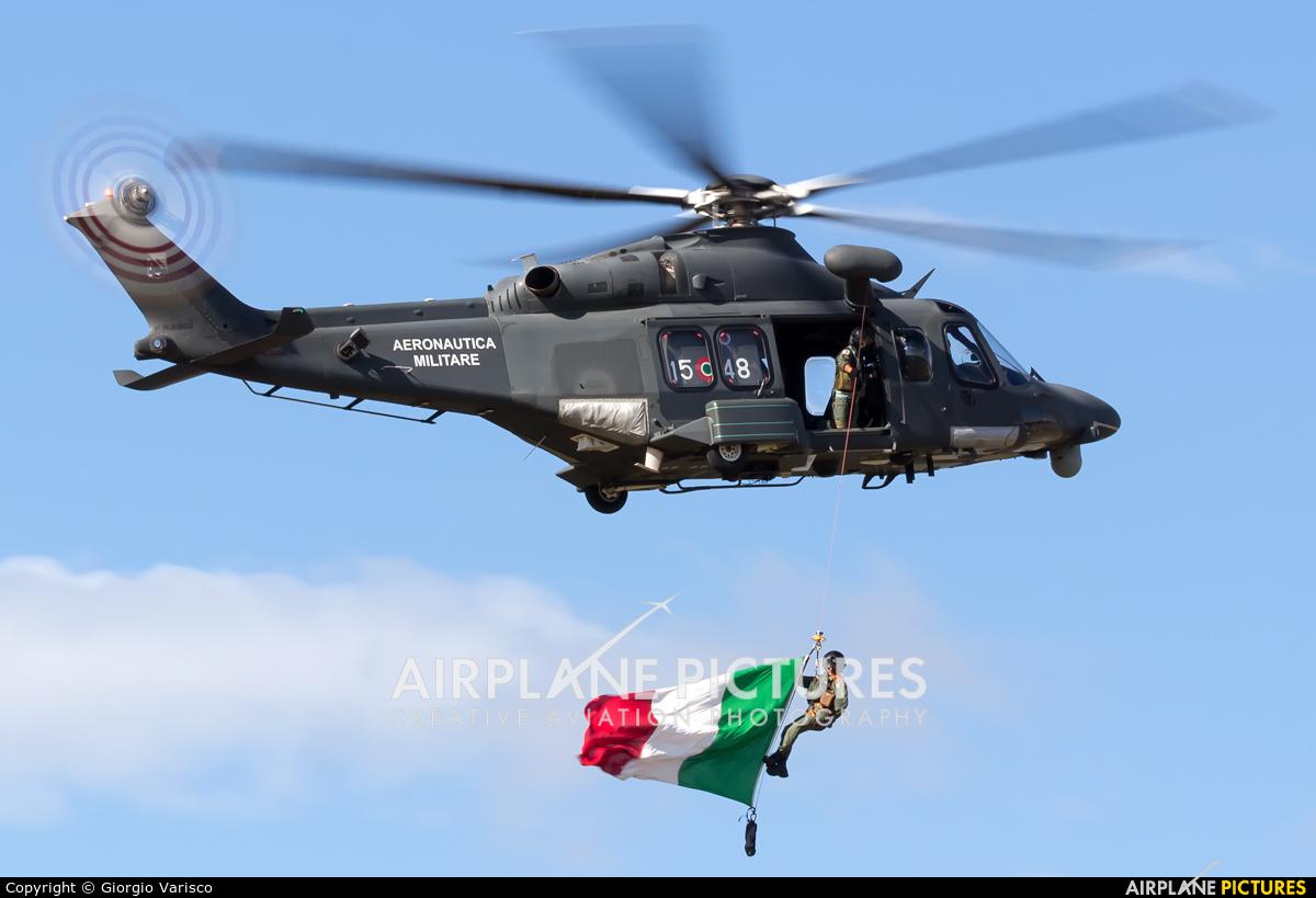 Italy - Air Force MM81804 aircraft at Rivolto