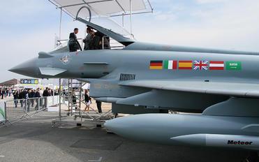 - - Airbus Eurofighter Typhoon S