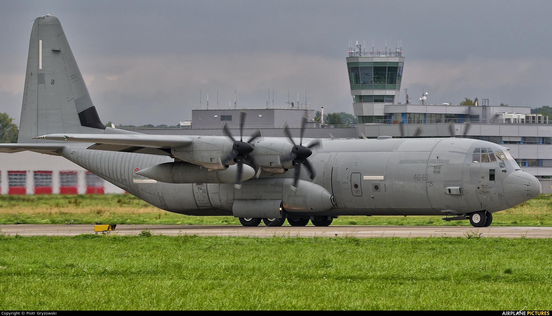 Italy - Air Force MM62195 aircraft at Ostrava Mošnov
