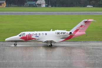 OE-FSP - Salzburg Jet Aviation Cessna 525A Citation CJ2