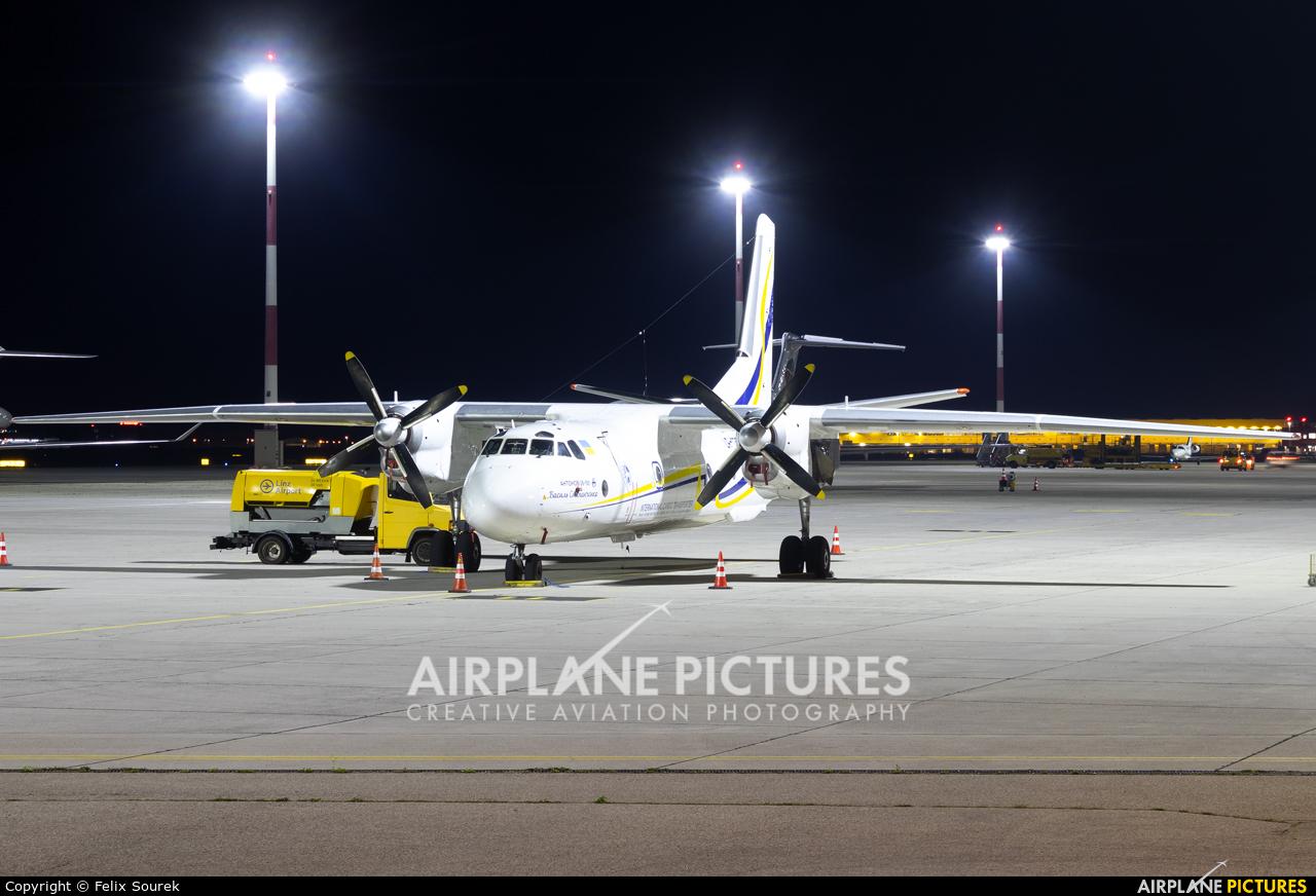 Antonov Airlines /  Design Bureau UR-13395 aircraft at Linz