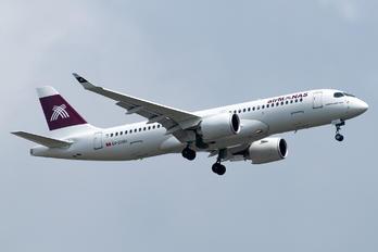 EX-22002 - Air Manas Airbus A220-300