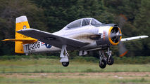 N14113 - Private North American T-28A Fennec aircraft