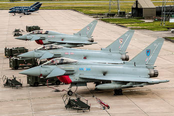 ZK317 - Royal Air Force Eurofighter Typhoon FGR.4
