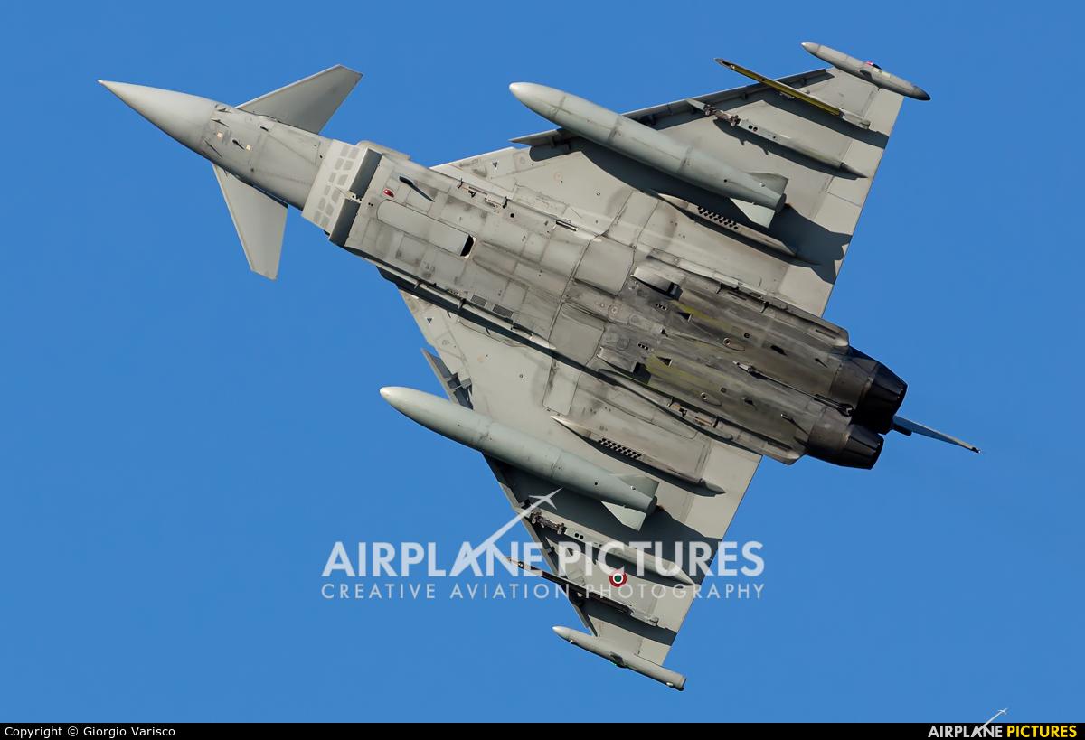 Italy - Air Force MM7316 aircraft at Rivolto