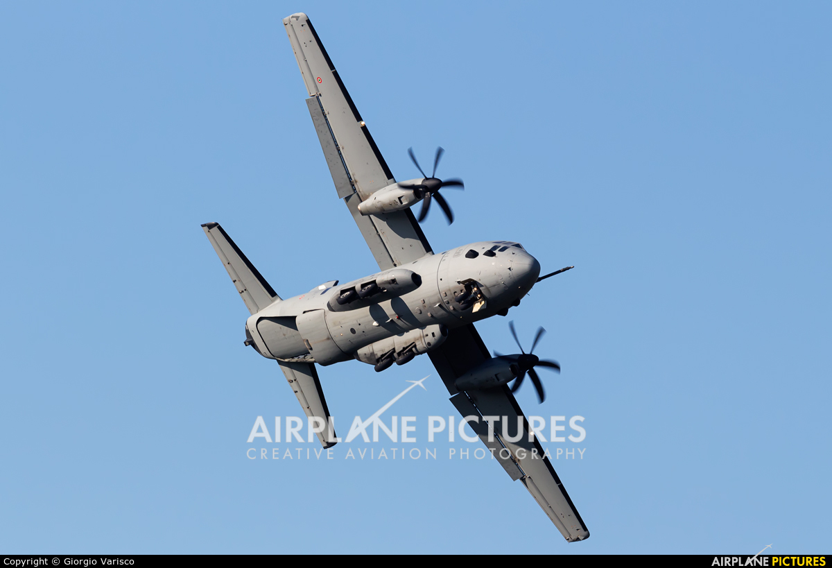 Italy - Air Force MM62217 aircraft at Rivolto