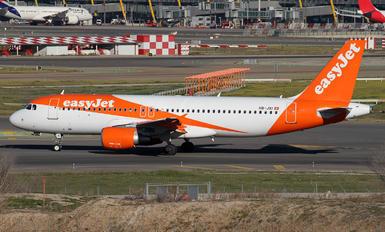 HB-JXI - easyJet Switzerland Airbus A320