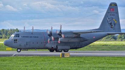 68-1609 - Turkey - Air Force Lockheed C-130E Hercules