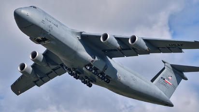 86-0018 - USA - Air Force Lockheed C-5M Super Galaxy