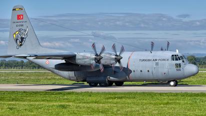 63-13186 - Turkey - Air Force Lockheed C-130E Hercules