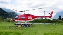 HB-XLA - Heliswiss Bell 206B Jetranger III aircraft