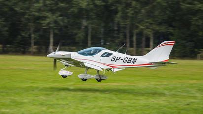 SP-GBM - Aeroklub Rybnickiego Okręgu Węglowego Czech Sport Aircraft PS-28 Cruiser