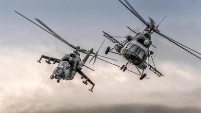 3368 - Czech - Air Force Mil Mi-35