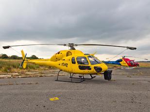 EC-GUZ - Sky Helicopteros Eurocopter AS355 Ecureuil 2 / Squirrel 2