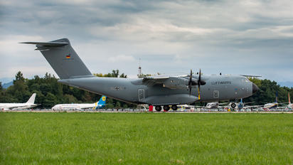 54+29 - Germany - Air Force Airbus A400M