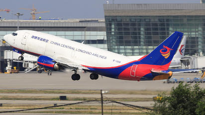 B-1109 - China Central Longhao Airlines Boeing 737-300F