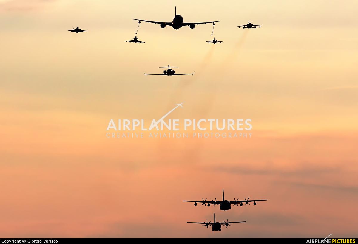 Italy - Air Force MM62229 aircraft at Rivolto