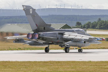 ZG707 - Royal Air Force Panavia Tornado GR.4 / 4A