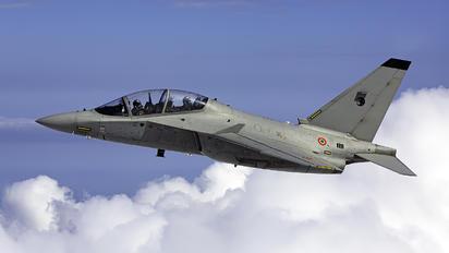 MM55217 - Italy - Air Force Leonardo- Finmeccanica M-346 Master/ Lavi/ Bielik