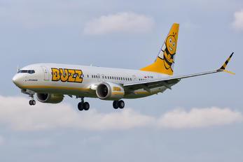 SP-RZF - Buzz Boeing 737-8-200 MAX