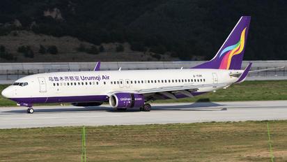 B-7198 - Urumqi Air Boeing 737-800