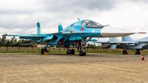 RF-95888 - Russia - Air Force Sukhoi Su-34 aircraft