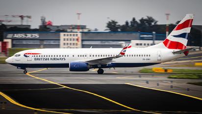 ZS-ZWX - Comair Boeing 737-800