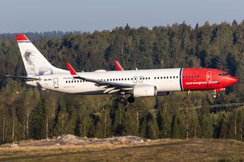 SE-RRT - Norwegian Air Sweden Boeing 737-800