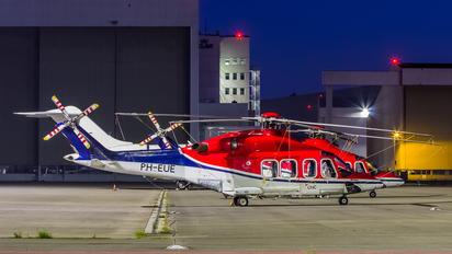 PH-EUE - CHC Netherlands Agusta Westland AW139