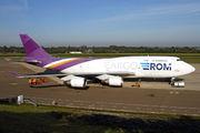 YR-FSA - Aerotrans Cargo Boeing 747-400BCF, SF, BDSF aircraft