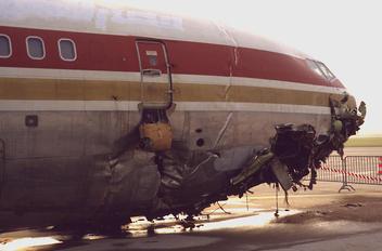 SU-APE - Egyptair Boeing 707