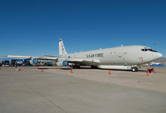 97-0100 - USA - Air Force Boeing E-8C Joint STARS
