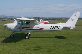 ZK-NPK - Air Hawkes Bay Cessna 152