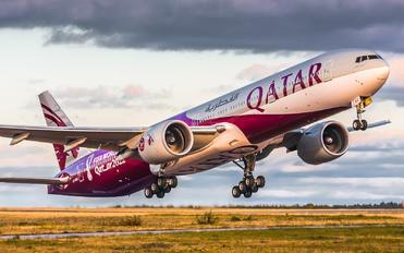 A7-BEC - Qatar Airways Boeing 777-300ER