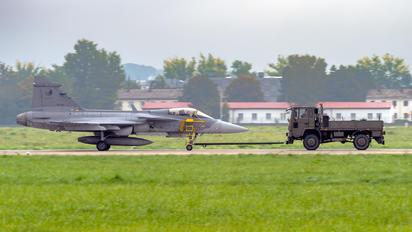 9244 - Czech - Air Force SAAB JAS 39C Gripen