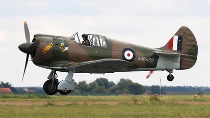 NX32CS - Private Commonwealth Aircraft Corp CA-13 Boomerang